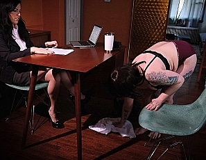New_Hire_Spanked_Diapered